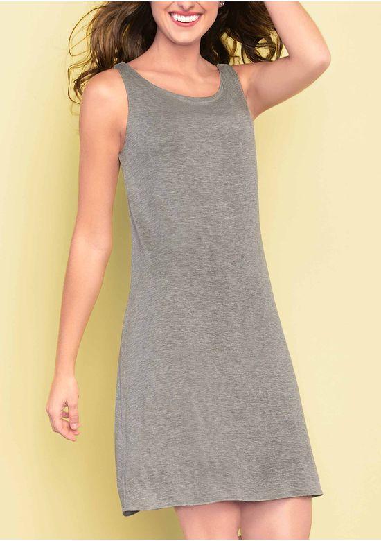 GRAY DRESS 1475210 - XS