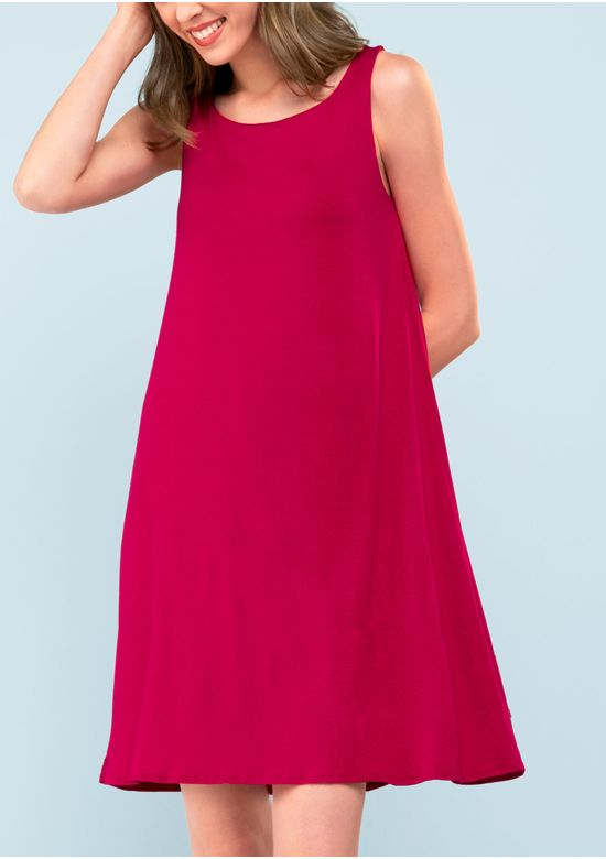 RED DRESS 1475234 - XS