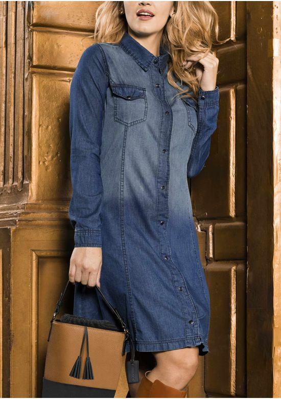 BLUE DRESS 1451351 - SMA