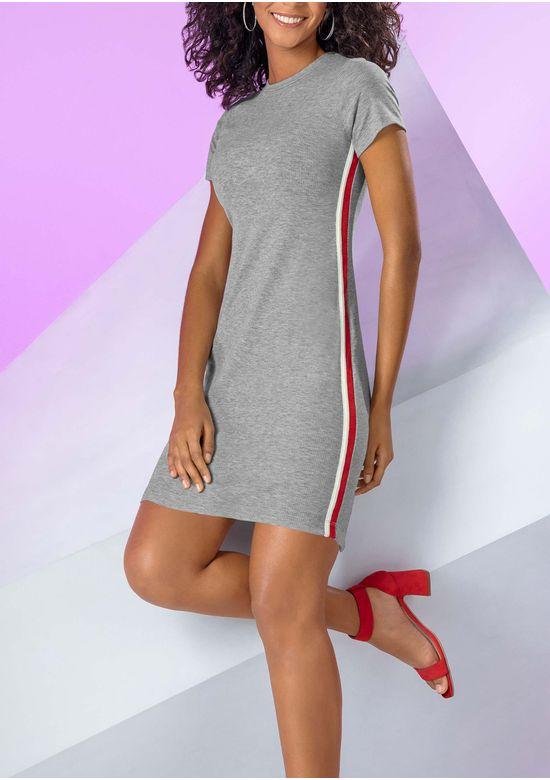 GRAY DRESS 1461336 - XS