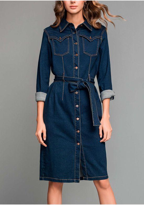 BLUE DRESS 1469738 - SMA