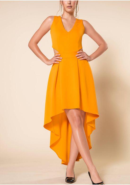 YELLOW DRESS 1504699 - SMA