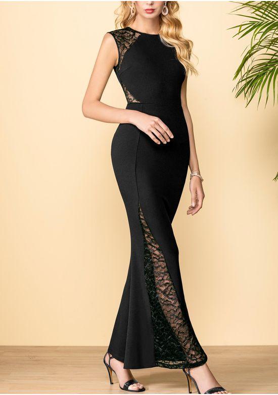 BLACK DRESS 1503692 - SMA