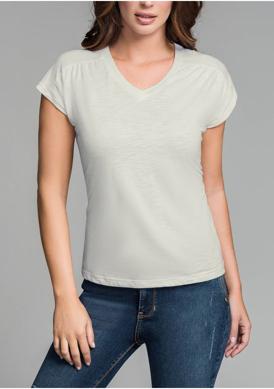 IVORY T-SHIRT 1502374 - XLG