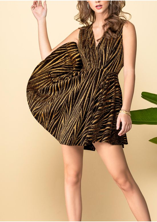 BLACK DRESS 1503739 - XLG
