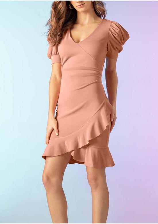 PINK DRESS 2829302 - SMA