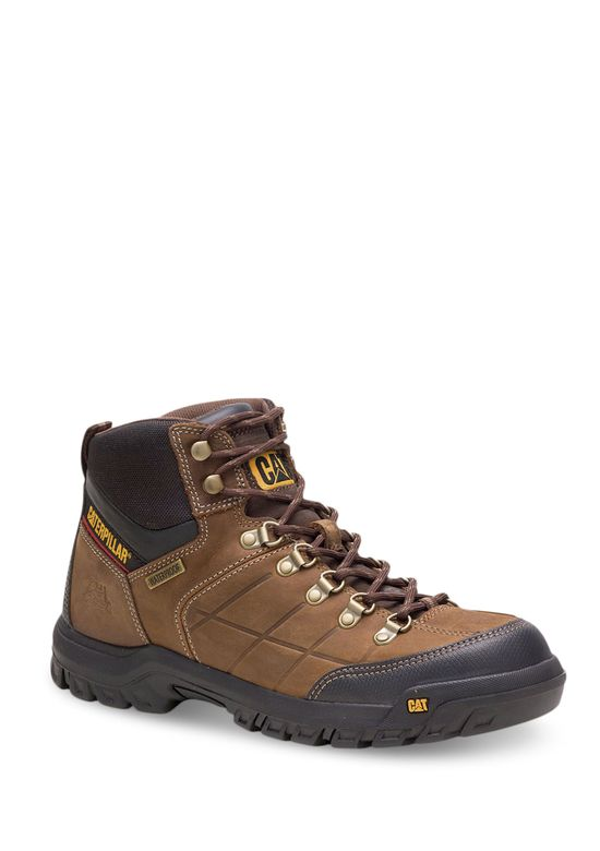 BROWN BOOT 2691244 -  7.5