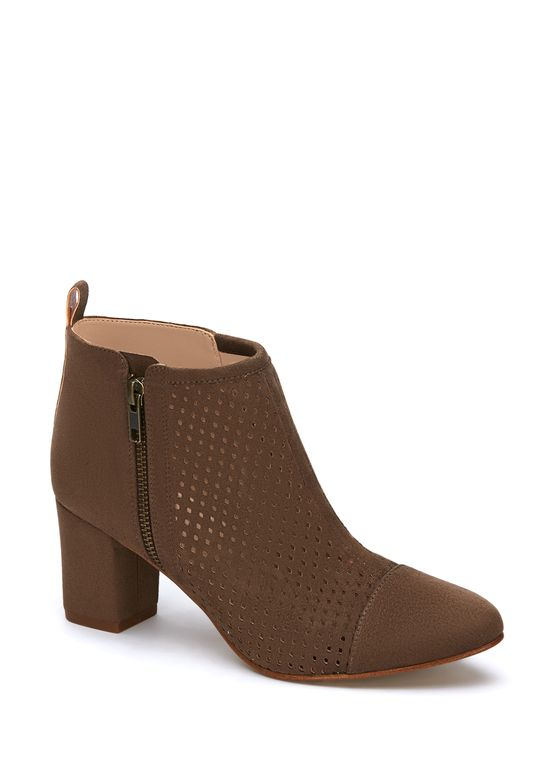 BROWN ANKLE BOOT 2925387 -  6