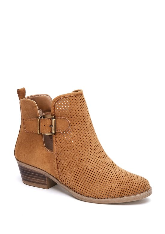 LIGHT BROWN ANKLE BOOT 2952864 -  6