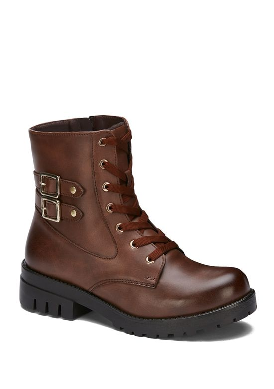 BROWN BOOT 2953762 -  5