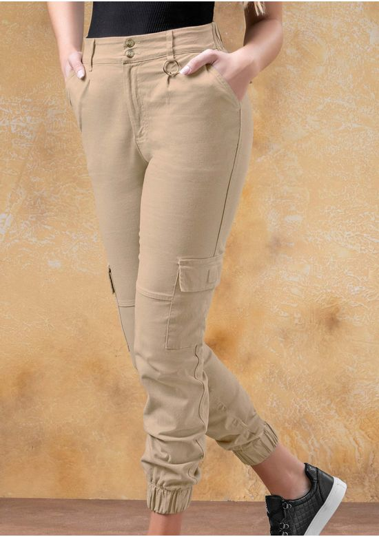 BEIGE PANTS 1502817 - 5