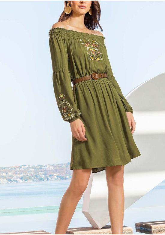 GREEN DRESS 2917061 - SMA