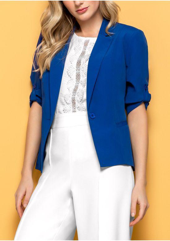 BLUE BLAZER 2834726 - SMA