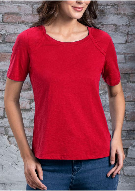 RED T-SHIRT 2916842 - SMA