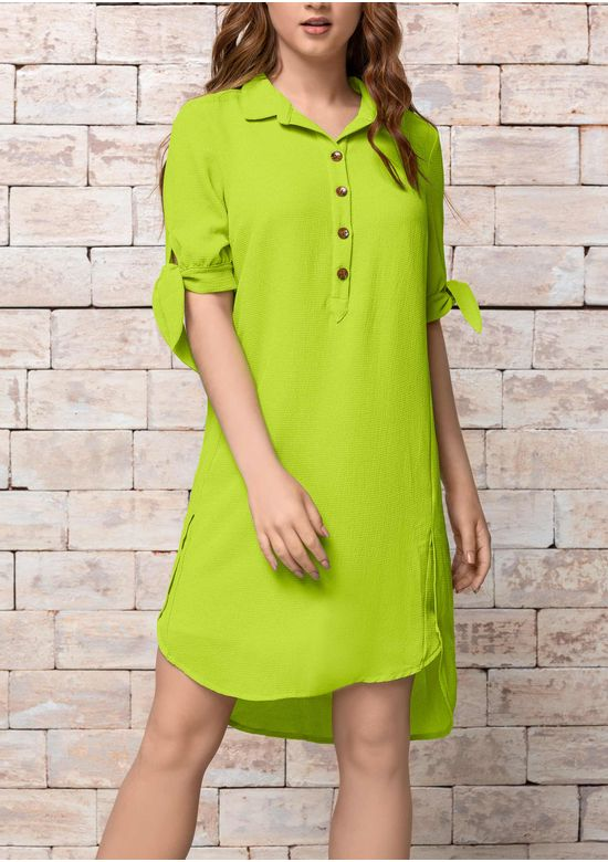 GREEN DRESS 2918907 - SMA