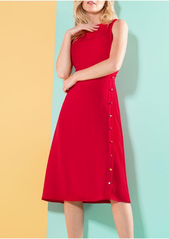 RED DRESS 2918204 - SMA