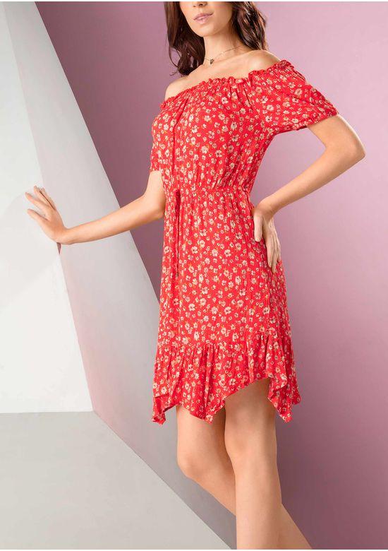 ORANGE DRESS 2945668 - SMA