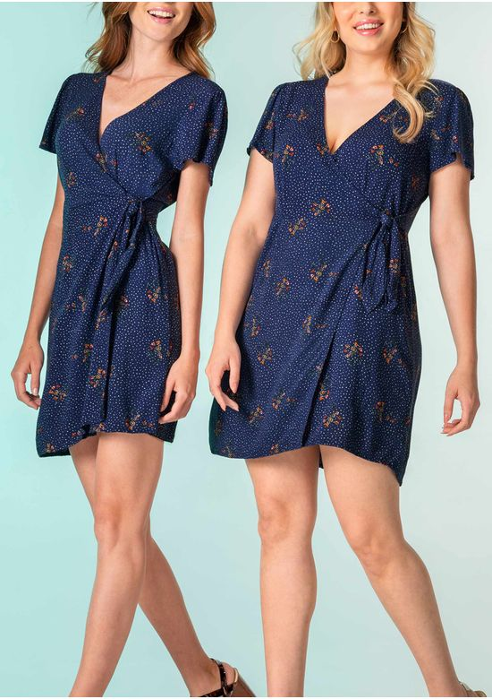 BLUE DRESS 2945743 - SMA