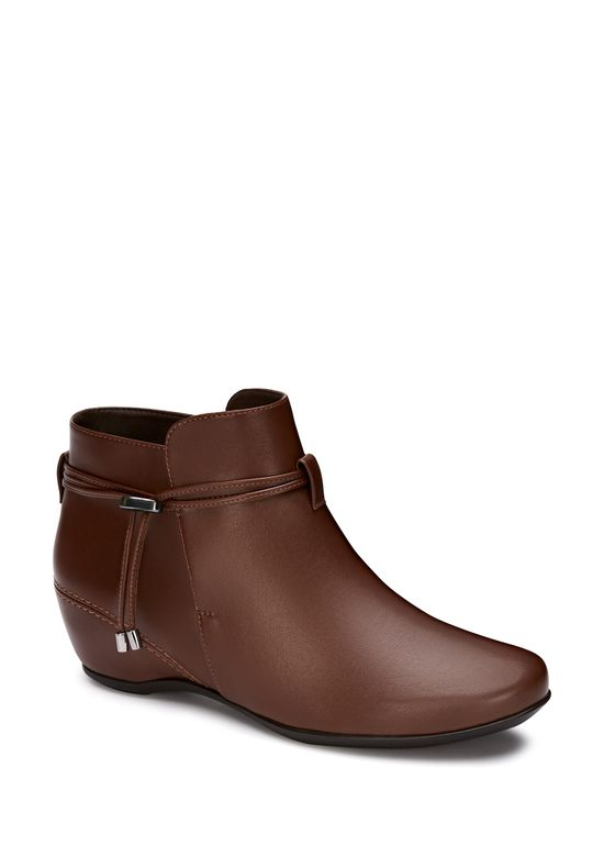 BROWN ANKLE BOOT 2961507 -  8.5
