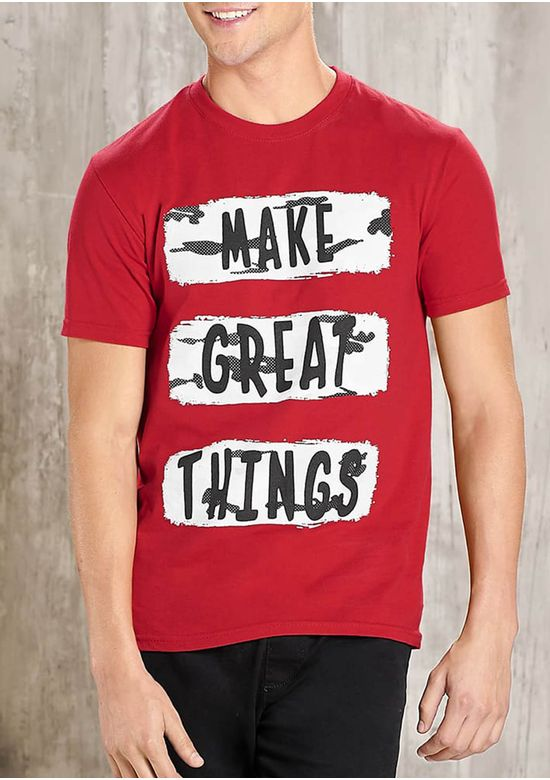 RED T-SHIRT 2914749 - SMA