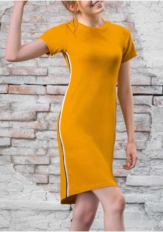 YELLOW DRESS 2923062 - 12Y