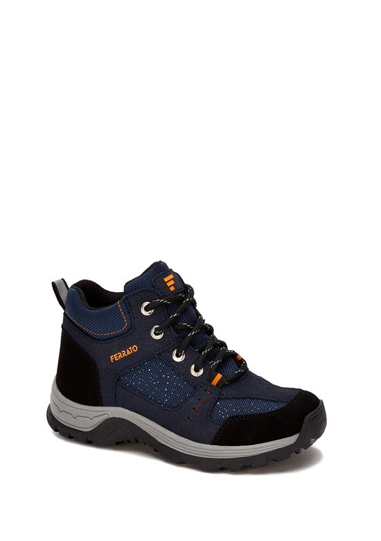 NAVY BLUE ANKLE BOOT 2948768 -  10
