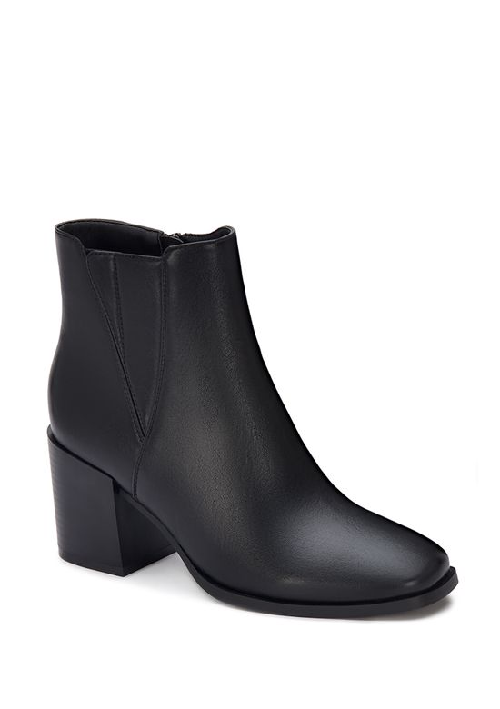 BLACK ANKLE BOOT 2964669 -  6
