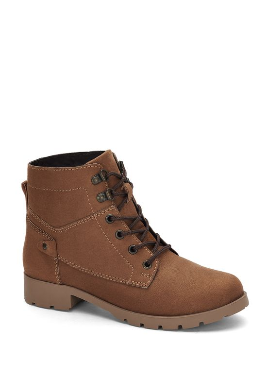 BROWN ANKLE BOOT 2981666 -  7