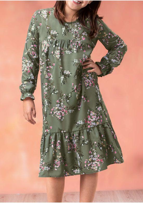 GREEN DRESS 2968407 - 4Y