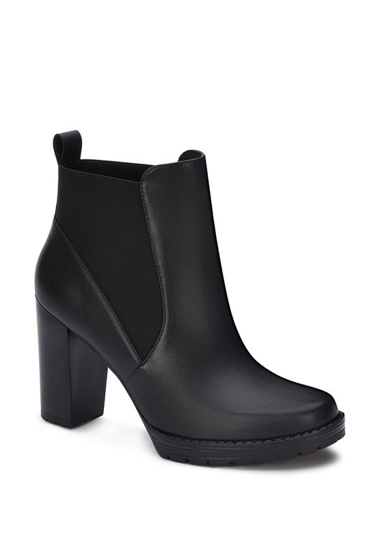 BLACK ANKLE BOOT 2970608 -  7