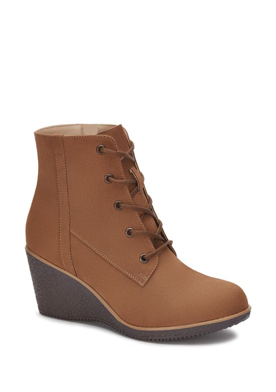 BROWN ANKLE BOOT 2989068 -  6