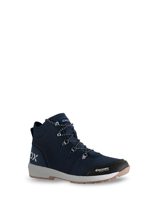 NAVY BLUE ANKLE BOOT 2994307 -  8