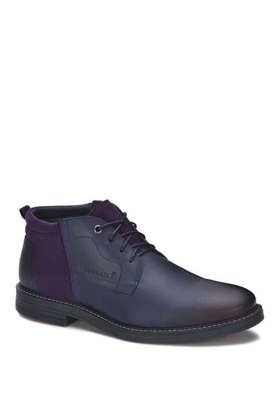 BLUE ANKLE BOOT 2977546 -  6