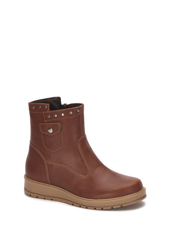 BROWN ANKLE BOOT 2985640 -  10
