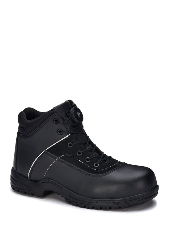 BLACK ANKLE BOOT 2987545 -  6