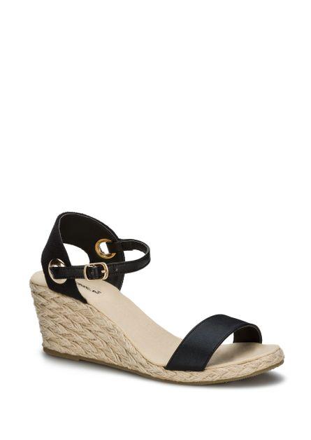 Mujer Zapatos plataforma Negro 26 – Andrea