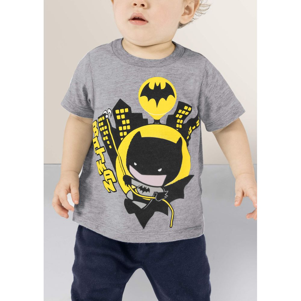 PLAYERA JUSTICE LEAGUE® BATMAN GRIS 1390711 - FerratoMX 16cb4e78b8879