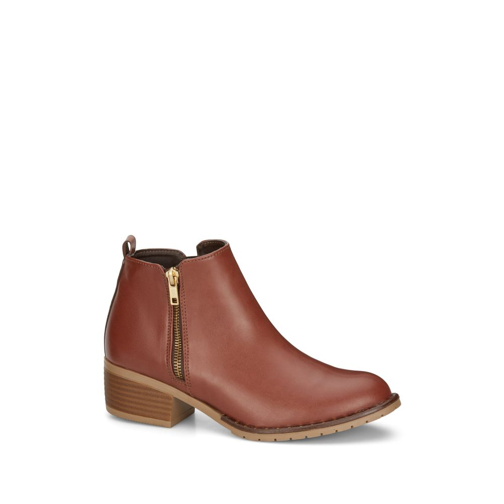 c64807aca7438 BOTA ANKLE BOOT MUJER CAFÉ 2622644 - Andrea US