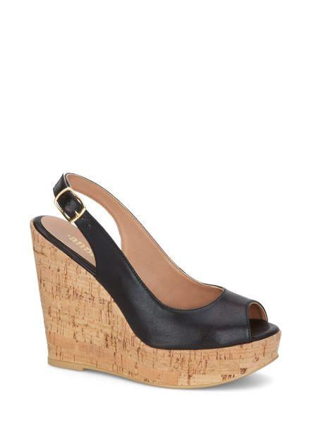 Mujer Zapatos plataforma Negro Casual – Andrea