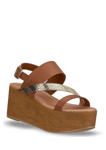 d337fc304ae Mujer - Zapatos ANDREA plataforma Café – Andrea