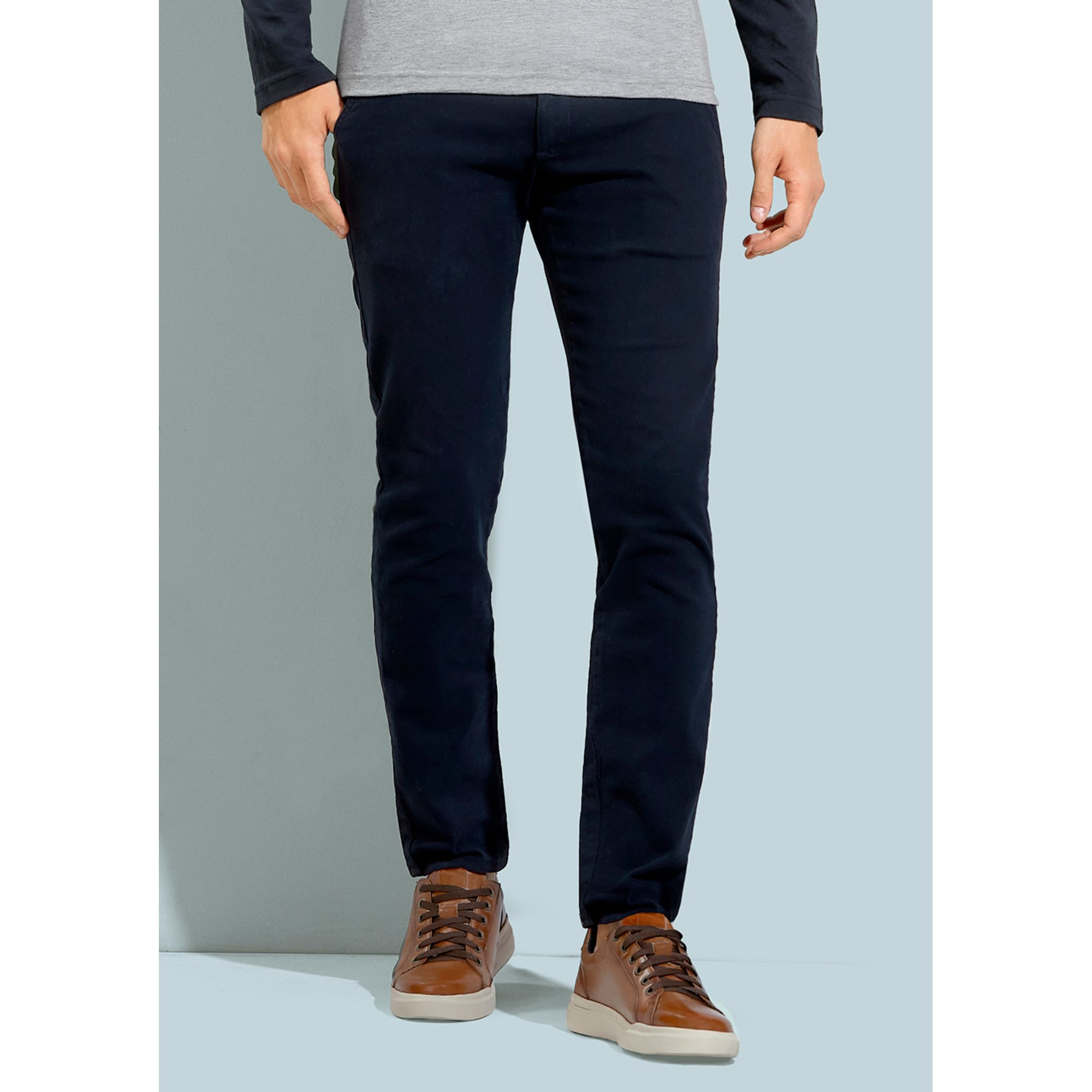 Pantalon Azul Marino 1391510 Andrea