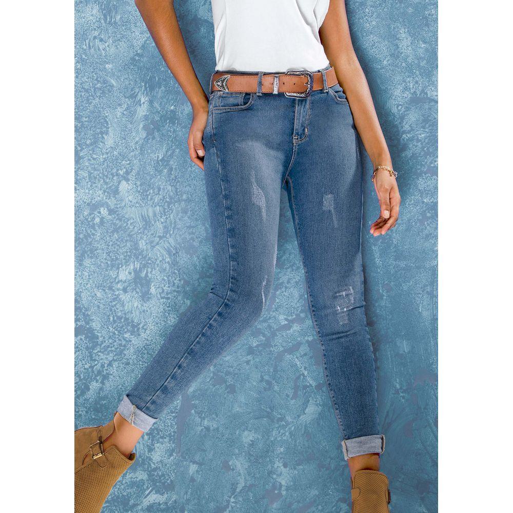 Jeans Azul 1451238 Andrea