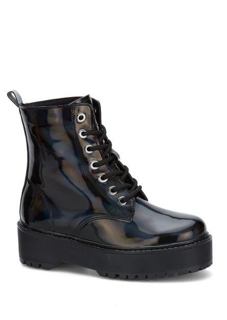 Mujer Zapatos plataforma Negro – Andrea