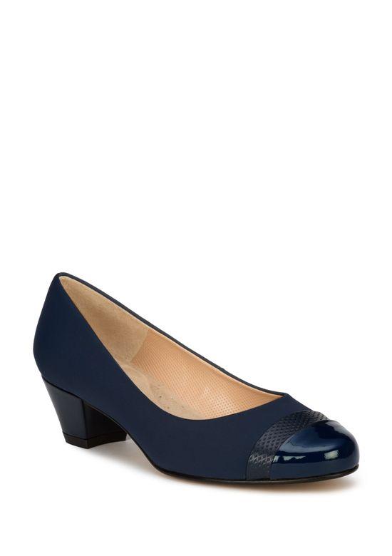 zapatos de otoño mejores zapatillas de deporte varios diseños ZAPATILLA AZUL MARINO 2435145 - Andrea US