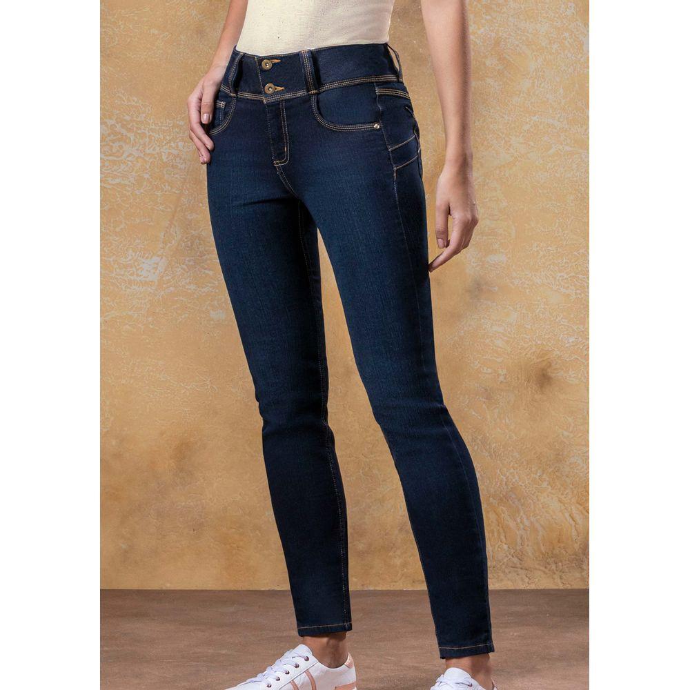 Jeans Azul Marino 1037661 Andrea