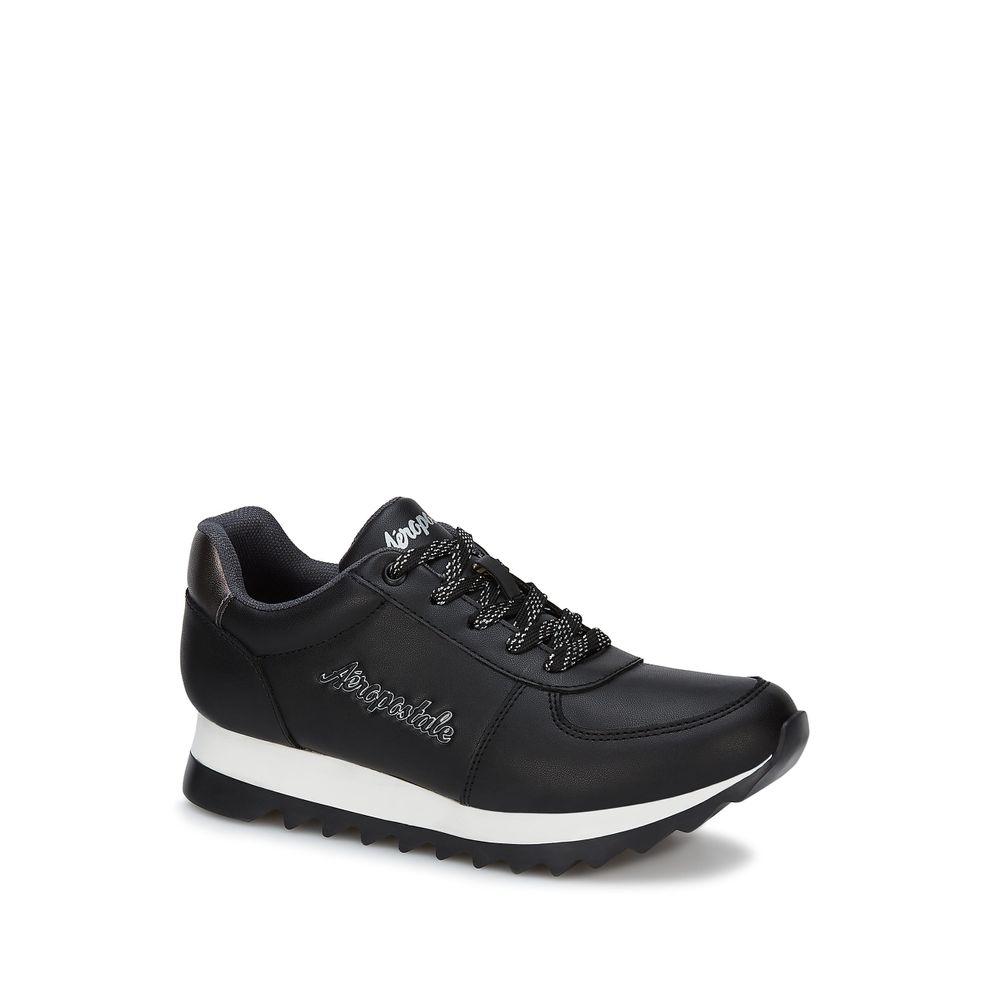 Sneaker Negro 2747323 Aeropostale Andrea