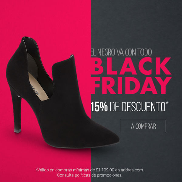 Andrea | Black Friday 2020