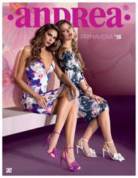 Catálogo Andrea Zapato Dama Primavera 2018 Nuevo